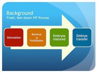 Nondonor IVF
